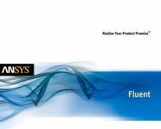 ANSYS Fluent V6.3.26