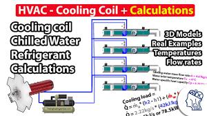 HVAC Coil Calculations Analysis-Coil Setup