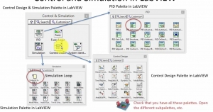 NI LabVIEW 2014 Control Design and Simulation Module