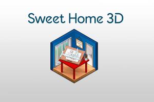 انجام پروژه سوییت هوم تری دی Sweet Home 3D