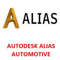 AUTODESK ALIAS AUTOMOTIVE