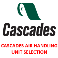 CASCADES AIR HANDLING UNIT SELECTION