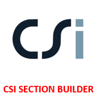 CSI SECTION BUILDER