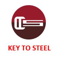 KEY TO STEEL