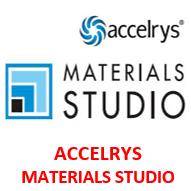 ACCELRYS MATERIALS STUDIO