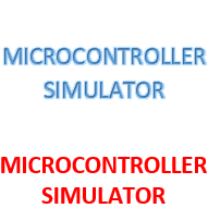 MICROCONTROLLER SIMULATOR
