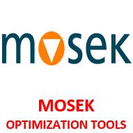MOSEK OPTIMIZATION TOOLS
