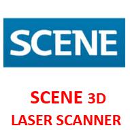 SCENE 3D LASER SCANNER